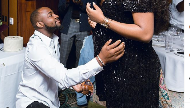 Lady accused Davido of Pregnancy after Chioma's Delivery