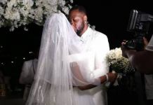 BamBam and Teddy A Wedding Pictures in Dubia.