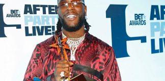Burna Boy Nominated in 2020 Grammy Award