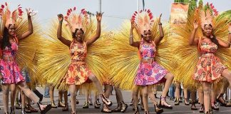 About Passion 4 Band in Calabar Carnival [Review & Photos]