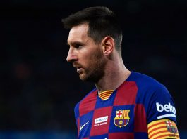 Barca Won 1-2 as they faced Inter without Messi in UEFA Champions League