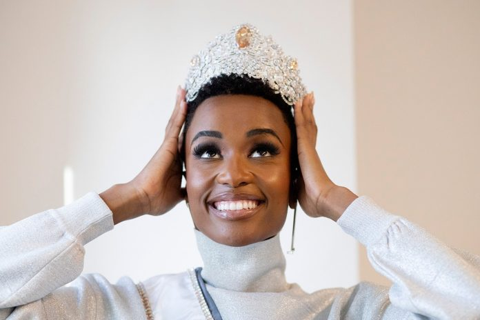 Zozibini Tunzi's Long Walk to the Miss Universe 2019