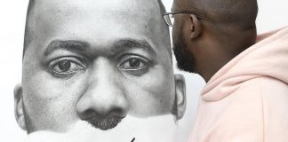 Sensational Progressive Drawing by Arinze Stanley (ARTWORK)