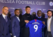 EPL Transfer News: Nigerian-born striker confirms move to Chelsea