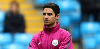 Mikel Arteta blames players as Arsenal crash out to Olympiakos.