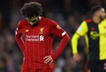 Watford end Liverpool's unbeaten run in 3:0 Thriller.