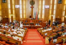 Monthly Salary of Nigerian Senators revealed.