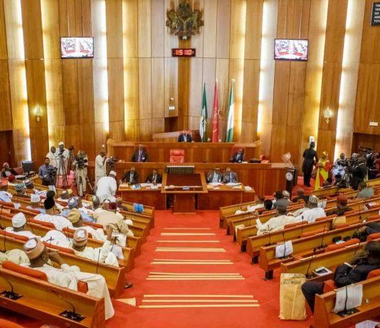 Monthly Salary of Nigerian Senators revealed.