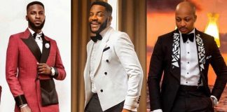 Best Dressed Males Celeb at the AMVCA 2020 (#AMVCA7)