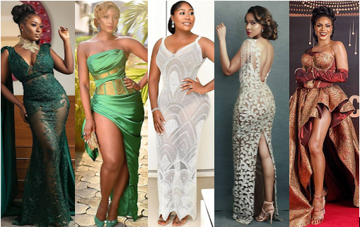 Best Dressed Females Celeb at the AMVCA 2020 (#AMVCA7).