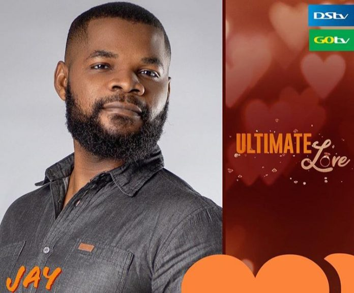 Biography of Jay Ultimate Love Guest 2020 (Pictures & Profile).