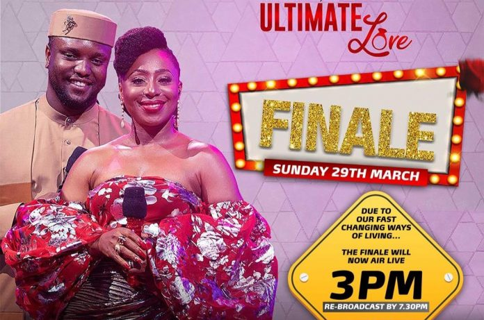 Time for Ultimate Love Final Show 2020
