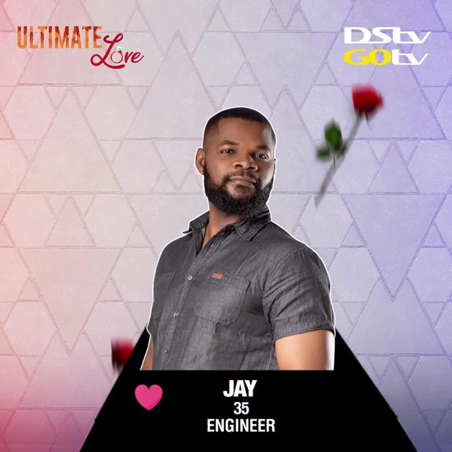 Biography of Jay Ultimate Love Guest 2020 (Pictures & Profile)