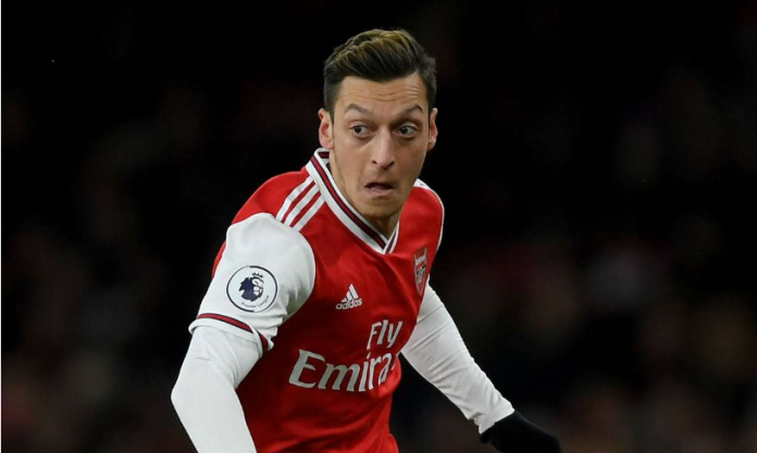 Mesut Ozil to take a higher pay cut than teammates on one condition