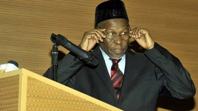 Nigeria's CJN issues fresh order to courts amid COVID-19.