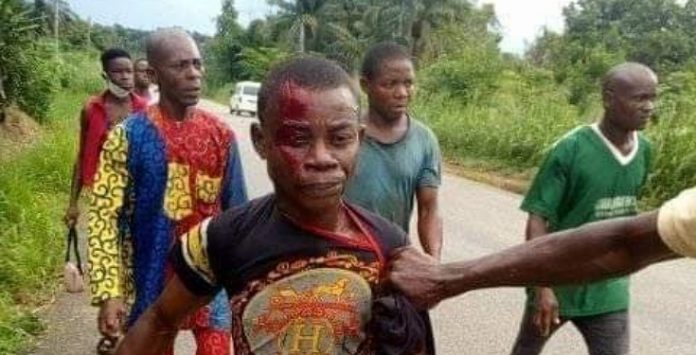 Man kills his cousin over mango fruits in Abia State.