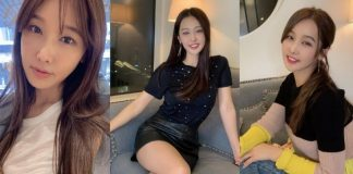 Meet 51-year-old lady, Lee Su Jin who looks half her age (PHOTOS).