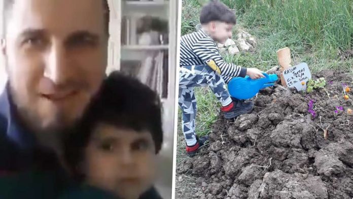 Former Turkish Super Lig Player arrested after admitting murdering his five-year-old son.