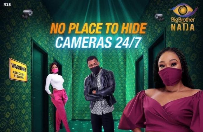 Pictures of BBNaija 2020 Housemates for Season 5