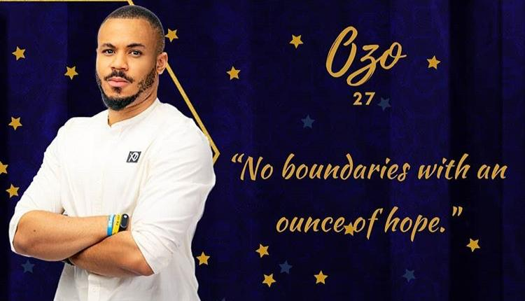 Ozo BBNaija Housemate Biography, Pictures, Date of Birth, Career, Lifestyle