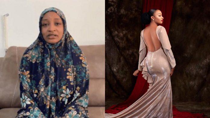 Actress, Rahama Sadau deletes controversial photo, begs Muslim community for forgiveness