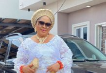 Regina Daniels' Mom, Rita,was Awarded Nollywood Personality Of The Year