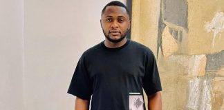 Ubi franklin tells fellow men to Stop forming hard guy, cry when you need to.