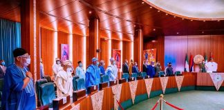 BREAKING NEWS: APC leaders in an emergency meeting in Abuja