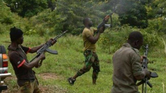 Armed bandits have attacked a community in Adamawa State and left one resident dead.