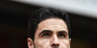 Arsenal manager, Mikel Arteta, has been told to apologise