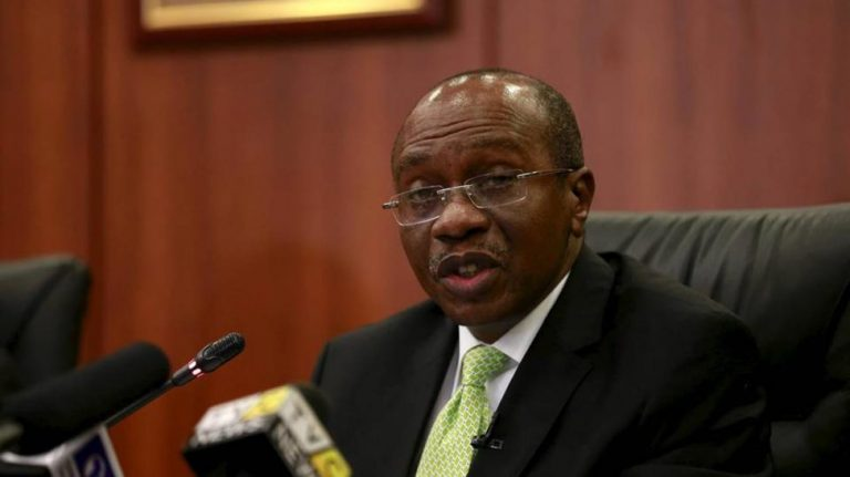 CBN Governor,Godwin Emefiele risks two years jail term over N182 billion debt