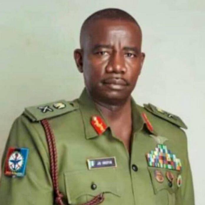 Breaking news: Nigerian Army,Gen.Olubunmi Irefin dies of corona virus.