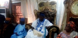 Makinde, Adeyeye, Oke, others beg Olubadan to support Tinubu for president in 2023 election