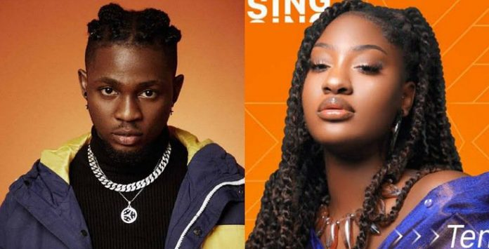 Nigerian artists, Omah Lay and Tems have been released by the Ugandan police.