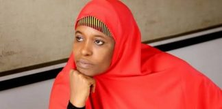 Aisha Yesufu dragged after giving advice to couples to keep their mothers out of their marriage