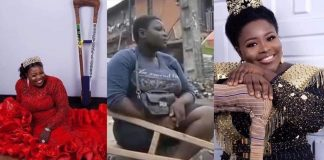 Amputee Hawker who went Viral for selling Water despite her Condition transforms into a Beauty for 27th Birthday