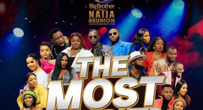 Big Brother Naija (BBNaija) 2021 Reunion Show on DStv, GOtv, Live Stream