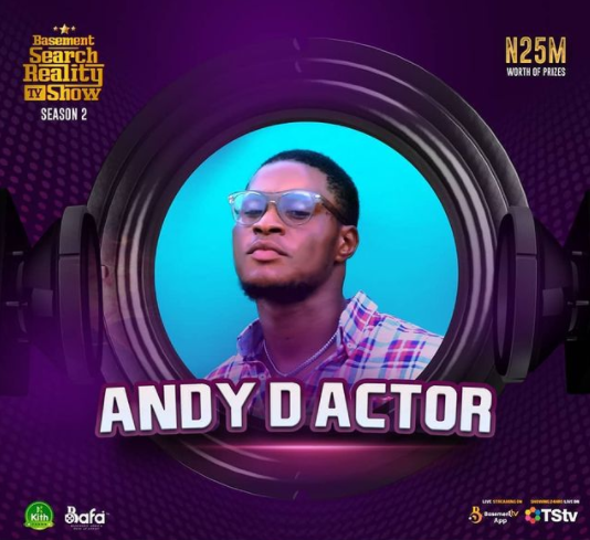 ANDY D ACTOR