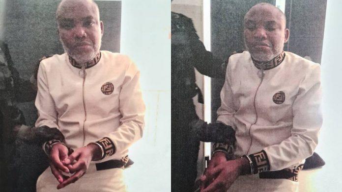 BREAKING: FG Arrest IPOB Leader, Nnamdi Kanu