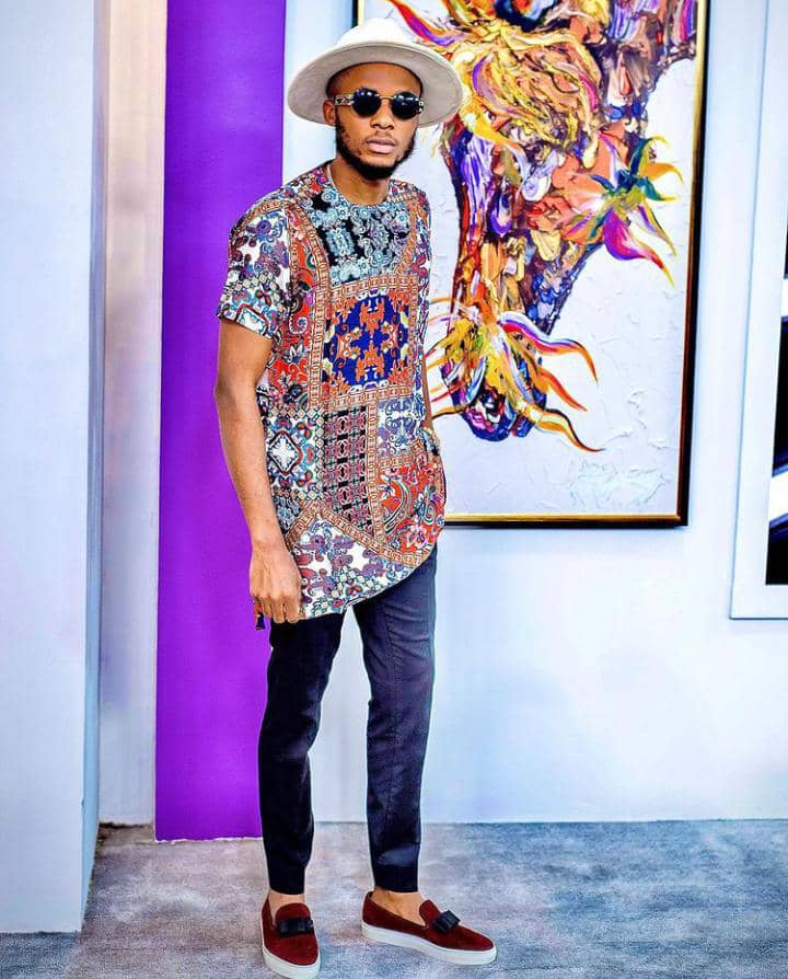Brighto's BBNaija Biography, Pictures, Date of Birth, Career, Lifestyle