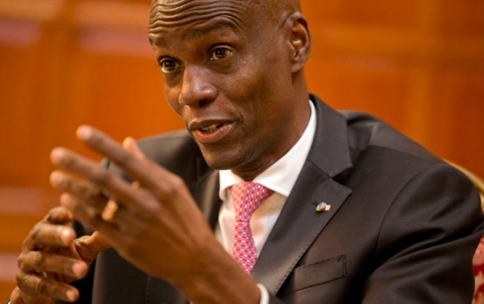Gunmen assassinate Haiti president, Jovenel Moise.