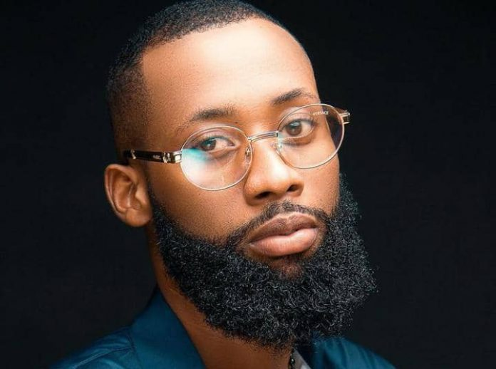 28-year-old Tochukwu Okechukwu Tochi rapper and real estate agent from Imo state.