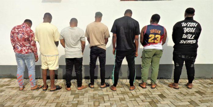 42 internet fraud suspects arrested in Enugu, Anambra by EFCC